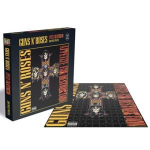 Guns N' Roses Appetite For Destruction 2 (500 Piece Jigsaw Puzzle)