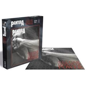 Pantera Vulgar Display of Power (500 Piece Jigsaw Puzzle)
