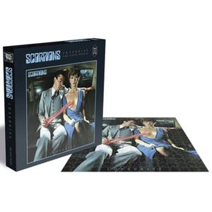 Scorpions Lovedrive (500 Piece Jigsaw Puzzle)