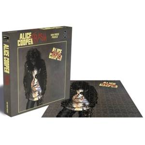 Alice Cooper Trash (500 Piece Jigsaw Puzzle)