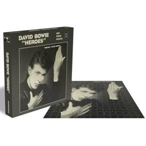 David Bowie Heroes (500 Piece Jigsaw Puzzle)