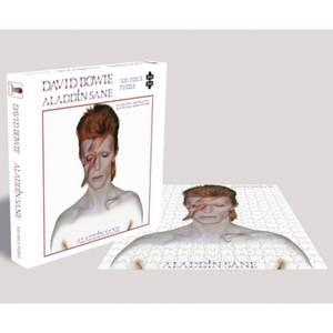 David Bowie Aladdin Sane (500 Piece Jigsaw Puzzle)
