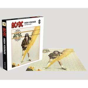 AC/DC High Voltage (500 Piece Jigsaw Puzzle)