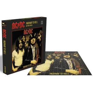 AC/DC Highway to Hell (500 Piece Jigsaw Puzzle)