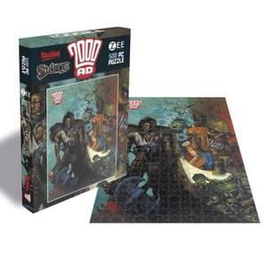2000AD Slaine (500 Piece Jigsaw Puzzle)