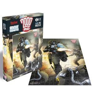 2000AD Rogue Trooper (500 Piece Jigsaw Puzzle)