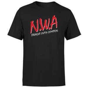 T-shirt N.W.A - Noir - Unisexe