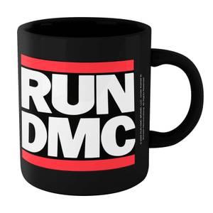 RUN DMC Mug - Black