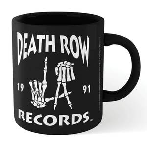 Death Row Records LA Mug - Zwart