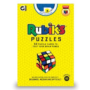 Rubiks Challenge Cards
