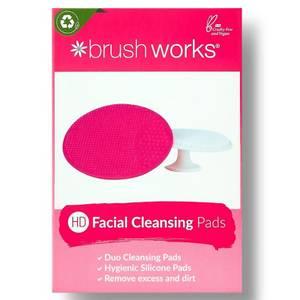 brushworks Brosses nettoyantes visage