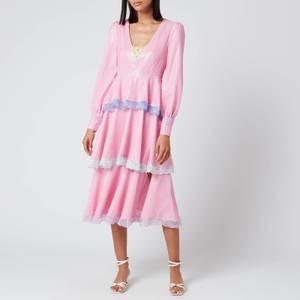Olivia Rubin Women's Sacha Dress - Pink