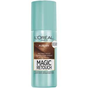 L'Oréal Paris Magic Retouch Temporary Root Concealer Spray - Auburn 6 75ml