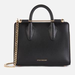 Strathberry Women's Nano Tote Bag - Black