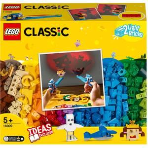 LEGO Classic: Bricks and Lights Building Set (11009)