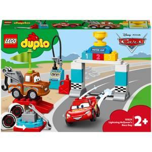 LEGO DUPLO Cars TM: Lightning McQueen's Race Day (10924)