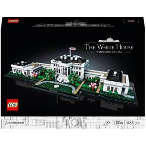 LEGO Architecture: The White House Display Model (21054)
