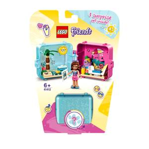 LEGO Friends: Olivia's Summer Play Cube (41412)