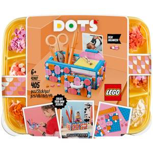 DOTS: Desk Organiser DIY Arts & Crafts Set by LEGO (41907)