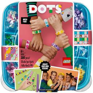 DOTS: Bracelet Mega Pack DIY Jewellery Set by LEGO (41913)