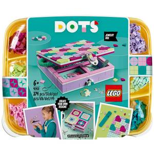 DOTS: Jewellery Box Arts & Crafts for Kids Set by LEGO (41915)