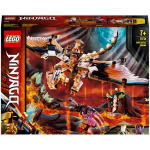 LEGO NINJAGO: Wu's Battle Dragon Toy (71718)