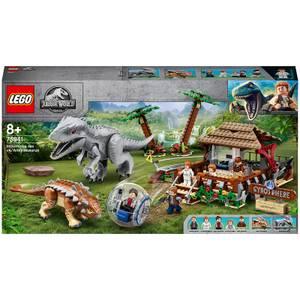 LEGO Jurassic World: Indominus Rex vs. Ankylosaurus Set (75941)
