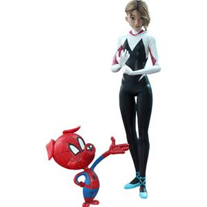 Hot Toys Spider-Man: Into the Spider-Verse Movie Masterpiece Action Figure 1/6 Spider-Gwen 27cm