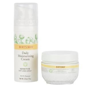 Crème de jour et de nuit pour peaux sensibles