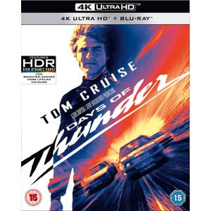 Days of Thunder - 4K Ultra HD (Includes 2D Blu-ray)