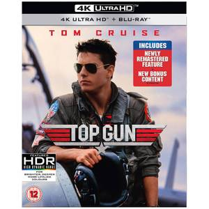 Top Gun - 4K Ultra HD (Includes 2D Blu-ray)