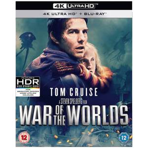 War of the Worlds - 4K Ultra HD (Includes 2D Blu-ray)