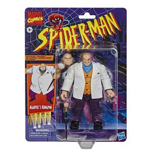 Hasbro Marvel Legends 6-inch Marvel's Spider-Man Kingpin Vintage Collection Action Figure