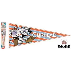 Cuphead Pennant
