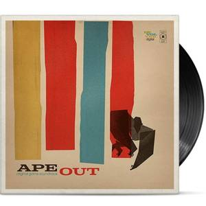iam8bit - Ape Out 180g LP