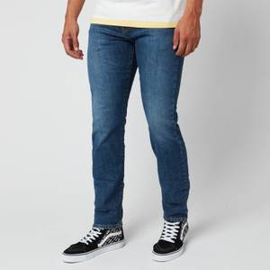 Levi's Men's 502 Tapered Denim Jeans - Wagyu Moss