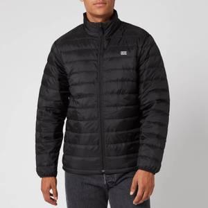 Levi's Men's Presidio Packable Jacket - Mineral Black
