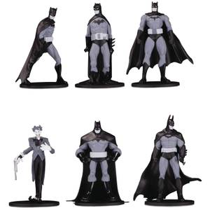 DC Collectibles DC Comics Batman Black and White Blind Bag Mini Figure - Wave 3 (Assortment)