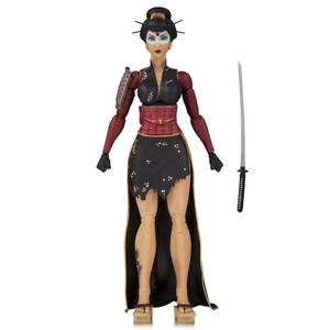 DC Collectibles DC Designer Series Bombshells Katana Action Figure