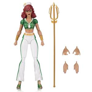 DC Collectibles DC Designer Series Bombshells Mera Action Figure