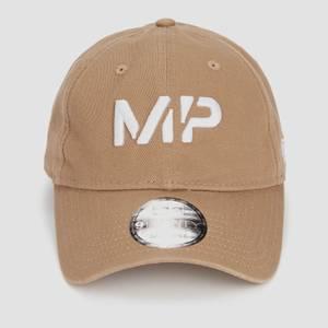 MP New Era 9TWENTY Baseball Cap - Taupe/White
