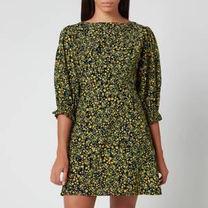 Faithfull The Brand Women's Fontane Mini Dress - Yasmin Floral