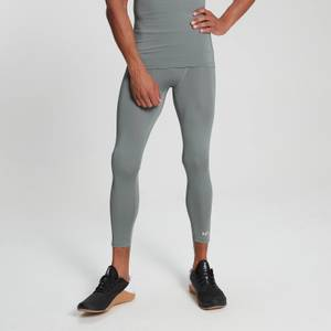 MP Men's Essentials Training ¾ Baselayer Leggings - Storm