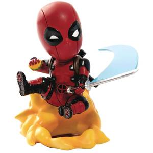Beast Kingdom Marvel Comics Deadpool Ambush Mini Egg Attack Figure