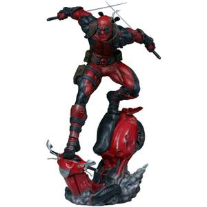 Sideshow Collectibles Deadpool Premium Format Figur 50cm
