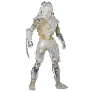 Hiya Toys Predators Figurine Invisible Falconer à l'échelle 1/18 Predator, Exclusivité PX