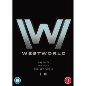 Westworld - Season 1-3