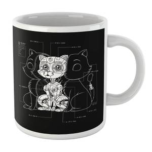 Cat Inside Mug