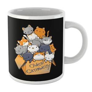 Over Catpawcity Mug