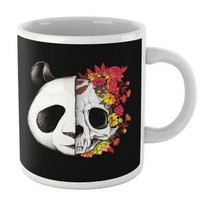 Panda Skull Rock Mug
